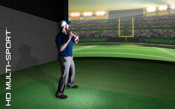Football - The Links Golf, Track performance in real time with our comprehensive throw analytics with HD Football Simulators today!