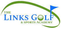 The Links Golf & Sports Academy Logo in Stoney Creek, Hamilton. Please visit them today (905)-581-6372.